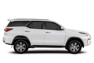 Toyota Fortuner 2.4 RWD 4x2 or similar