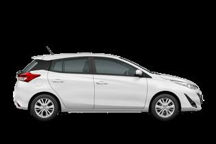 Toyota Yaris, Corolla or similar